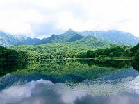 鏡池(長野県長野市)