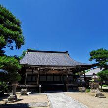 円光寺(岐阜県飛騨市)