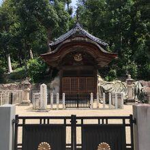 聖徳太子墓