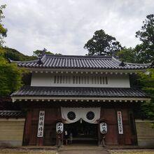 医王山油山寺