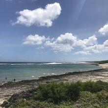大度浜海岸 (ジョン万ビーチ)