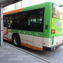 東京駅バスのりば