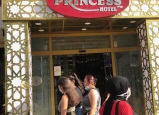 アンカラ プリンセス ホテル 写真