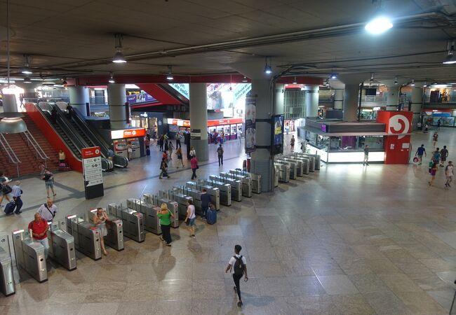 アトーチャセルカニアス駅