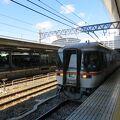 東海道本線にディーゼルカー