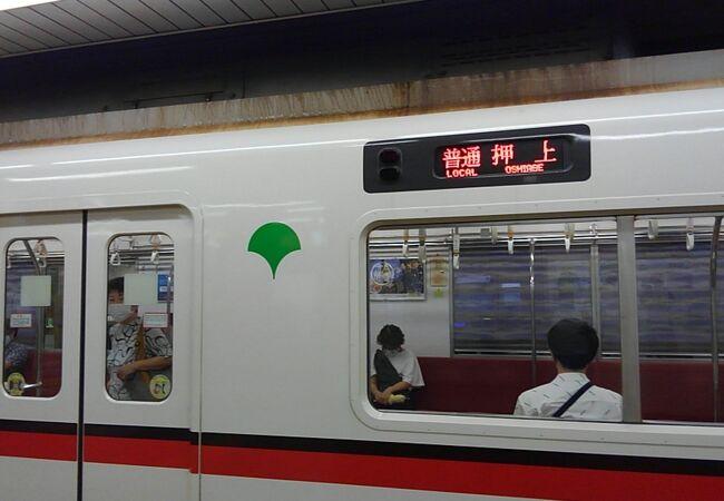 都営地下鉄 浅草線