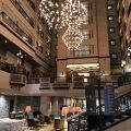 大自然の中にある大型リゾートホテル