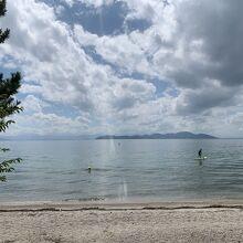 北小松水泳場