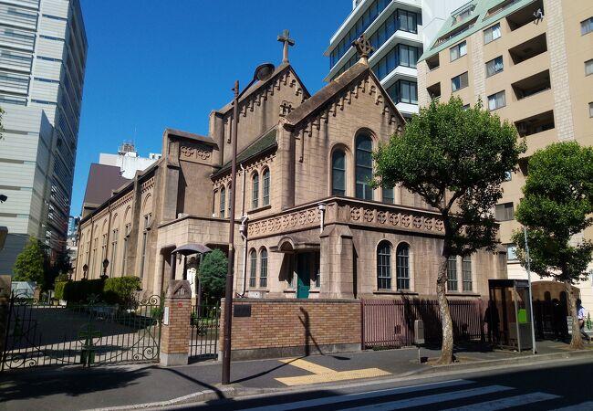 カトリック神田教会聖堂