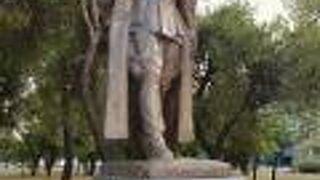 ヨシップ ブロズ チトーの記念碑