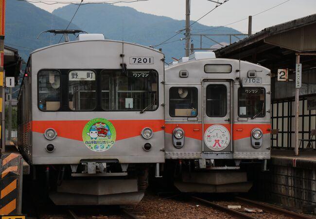北陸鉄道 石川線