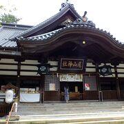 前田利家、まつ夫妻を祭った神社