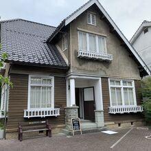 島根大学旧奥谷宿舎 (旧制松江高等学校外国人宿舎)