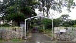 萩キリシタン殉教者記念公園