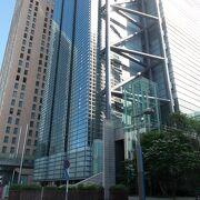 日本テレビの本社とスタジオがある高層ビルです。