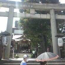 大鳥神社(東京都目黒区)