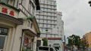 スーパーホテル別府駅前 天然温泉「鉄輪の湯」