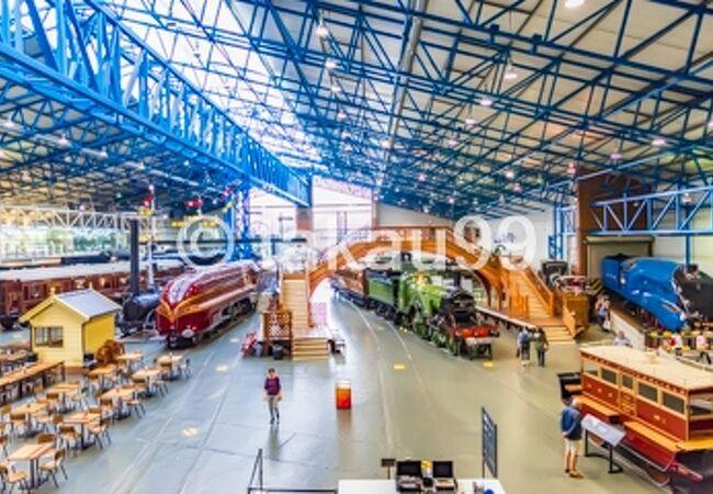 ヨーク国立鉄道博物館