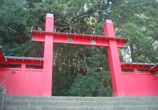 八幡宮来宮神社