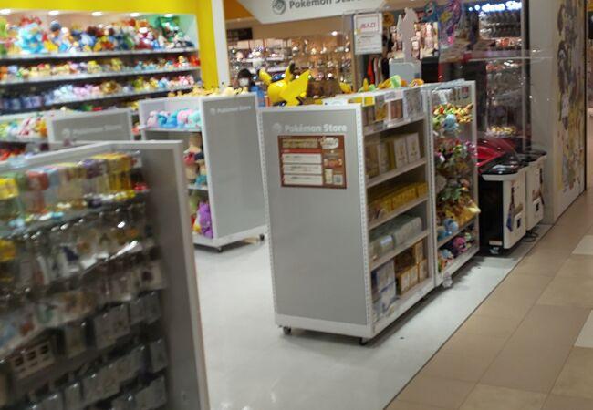 ポケモンストア 新千歳空港店