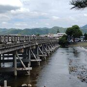 何度行っても、The「嵐山/渡月橋」でした