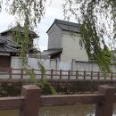 小野川沿い