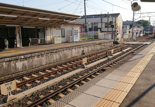 名鉄津島線