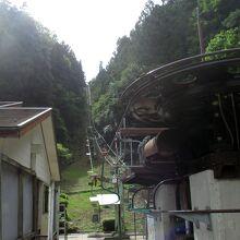津和野町城跡観光リフト