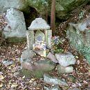 小野小町の墓(山口県下関市)