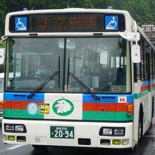 路線バス (伊豆箱根バス)