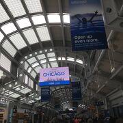 シカゴ オヘア国際空港