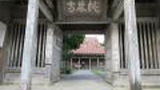 桃林寺(沖縄県石垣市)