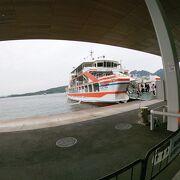 宮島へのアクセス