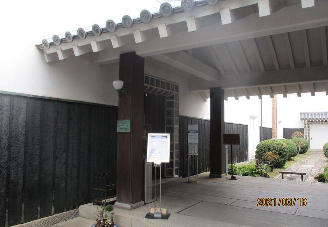 倉紡の歴史がわかる記念館