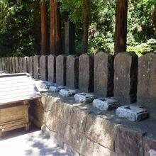 白虎隊の墓