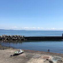 江之浦海水浴場