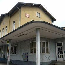ザンクト ゴアルスハウゼン駅