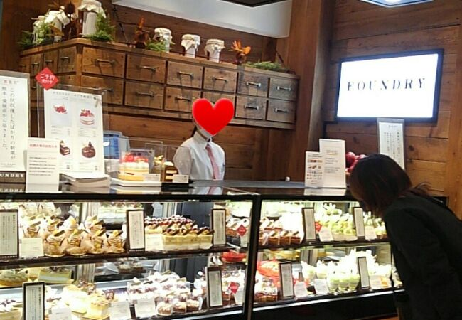 ファウンドリー 高島屋新宿店