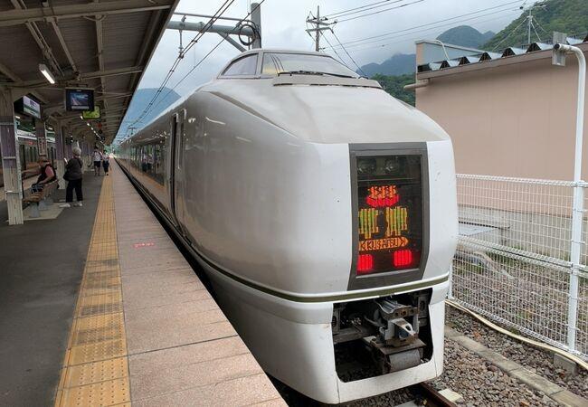 特急列車 リゾート草津 (上野駅 - 万座・鹿沢口駅)