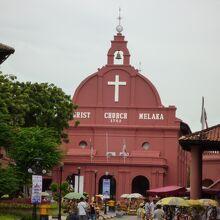 マラッカ キリスト教会