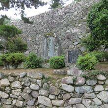 松坂の町を一望でき・・・
