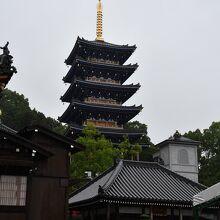 中山寺(兵庫県宝塚市)
