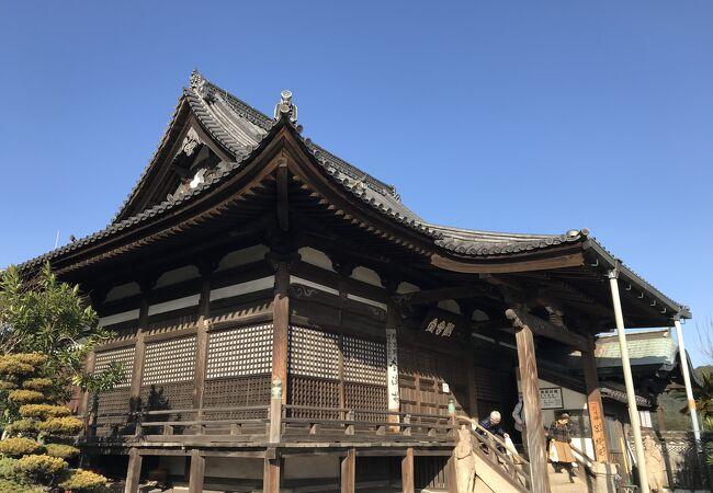 景色が素晴らしい寺院