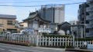 義公生誕の地(黄門神社)