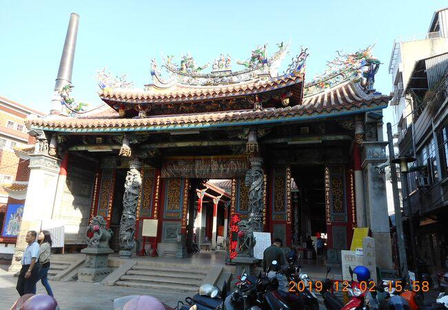 祀典台南大王后宮