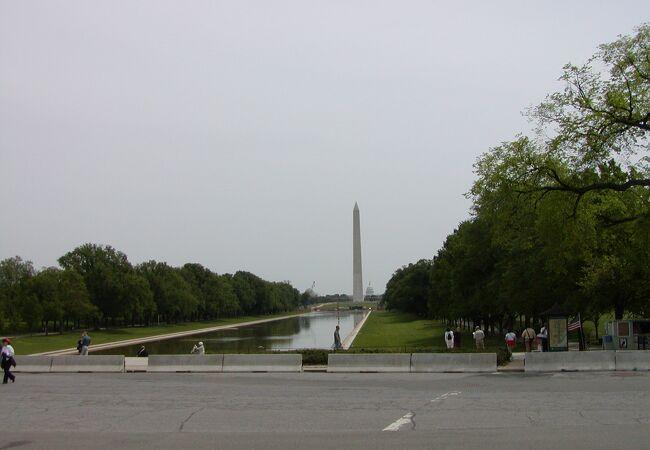 ジョージ・ワシントンを讃える