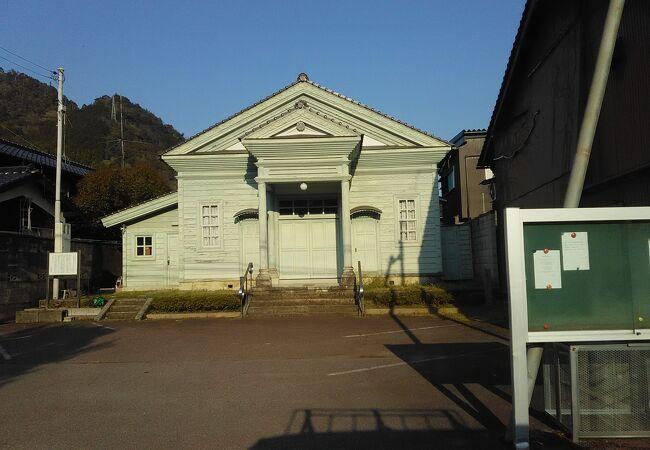 旧生野警察署 (一区公民館)