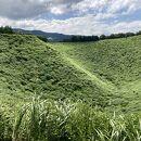 神鍋山噴火口