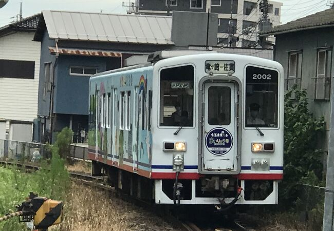 関東鉄道竜ケ崎線