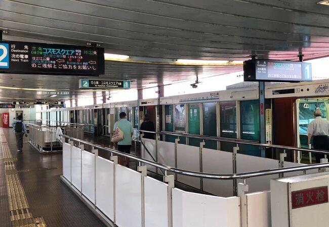 大阪メトロ 南港ポートタウン線 (ニュートラム)